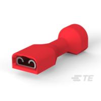 2-520261-2泰科tyco代理绞线端子和接头黄铜F压接