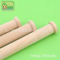 工艺木圆棒 榉木棒 杂木棍长度直径可定做 木制工艺品配件