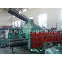 【运输、收购均方便】大型金属打包机 液压式压块废旧金属压块机