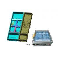 阻燃ABS电表箱模具生产加工