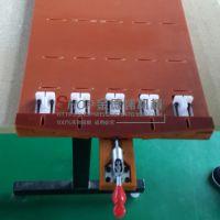 苏州厂家专业供应速定位夹钳,快速夹具,夹具治具制作,拉线治具