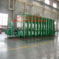 供应青岛国森机械专业制造各种规格平板硫化设备液压机
