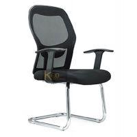 网布会议椅 弓形椅 电镀工字架 柯艺欧电脑网布椅 透气性好