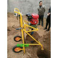 果树挖坑机 植树挖坑机 手提式挖坑机 造林挖坑机