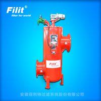 可供OEM,厂家直销安徽菲利特电刷式Y型自清洗过滤器