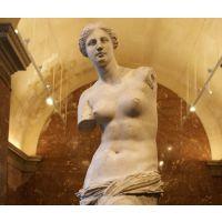 原著厂家直销米洛斯的维纳斯雕像 玻璃钢维纳斯雕塑 广场酒店雕塑摆件