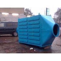 炭窑烟气净化工程方案机制炭窑废气吸附设备