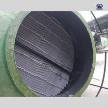 耐酸碱耐高温901树脂除雾器 4200的脱硫塔除雾器价格 河北华强