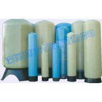 弘扬-水处理玻璃钢罐600*1900-2465石英砂活性碳过滤器 FRP玻璃钢罐