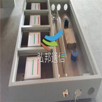 弘邦冷轧板三网合一箱 三网合一光纤配线箱
