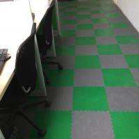 四川机械厂PVC耐磨地板铺设 电厂车间塑胶锁扣式地板合作厂家 广安发电厂欣运塑胶PVC地垫项目