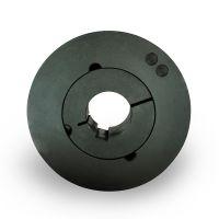 王庄皮带轮采购spz450-06选无锡帛扬锥套皮带轮厂