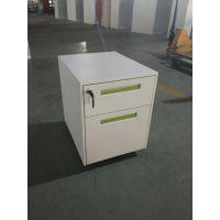 丰龙薄边活动柜 办公钢制活动柜 二抽活动文件柜 抽屉柜