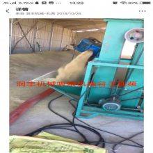 灵璧县软管吸粮机生产厂家 灵璧县小型牛筋管车载吸粮机 水稻装车抽粮泵