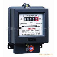 苏州德力西厂家直销供应单相电度电能表 型号品种齐全 品质保证