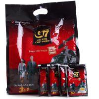 批发越南进口中原g7咖啡  800G三合一速溶咖啡粉 休闲冲调饮品