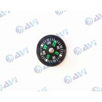 【麦维】20mm指南针 小型指北针 黑塑胶指南针 罗盘 东莞厂家加工定做