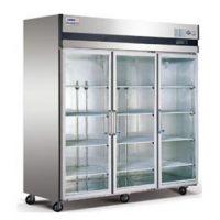 格林斯达SG1.6L3标准型三门冷藏保鲜展示柜 北京展示柜