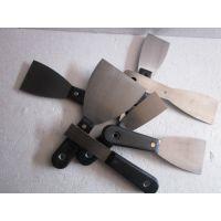二元油漆灰刀 铁板刮刀   1寸油漆抹刀 腻子刀 厂家直销 1寸-6寸