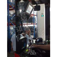 安徽3吨燃油机叉车加装电子秤/改装电子秤厂家
