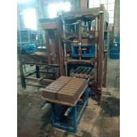 予力机械打水泥砖机 全自动砌块砖机 大型水泥空心砖机