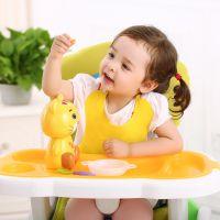 婴儿立体硅胶围嘴围兜 卡通造型吃饭兜 动漫宝贝母婴用品厂家直销