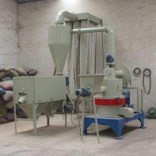 木屑粉碎成面粉的机器 木粉生产线 300目木粉机