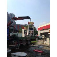 广州市长洲岛大学城平价3吨叉车出租专业机械设备搬迁高空吊车出租