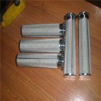 厂家供应 不锈钢烧结网滤芯 高精度滤芯 军工品质 304 316L材质 规格可定制