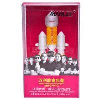 膨化食品透明塑料包装盒「万利科技」www.jiaohechang.cn pvc胶盒生产厂家