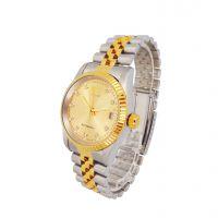 稳达时钟表 高档礼品手表厂家 定做代工生产 不锈钢机械手表