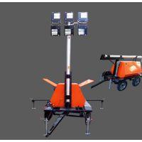 江苏移动式照明灯塔SFW6130C,大功率移动照明车