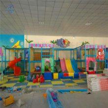 三星儿童室内游乐设备淘气堡