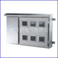 户外防雨电表箱不锈钢防雨配电箱不锈钢电表箱不锈钢综合配电柜