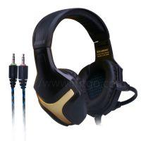 乐普士LPS-2005电脑游戏耳机耳麦头戴式语音带麦克风潮 工厂批发