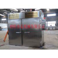 利特专供QZX-250红肠烟熏炉 台湾烤肠烟熏炉厂家直销