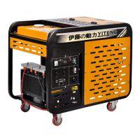 上海伊藤厂家300A自发电电焊机价格