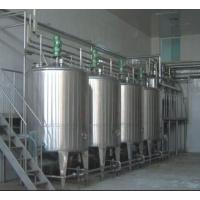 各类不锈钢罐体(调配罐、酶解罐、发酵罐、贮罐)
