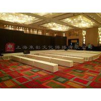 上海迎新晚会会场策划布置 舞台特效设备租赁 冷焰火租赁公司