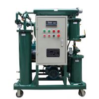 云南变压器油滤油机原理