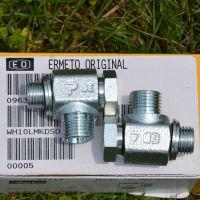 厂价直销进口PARKER派克EO24°锥DIN标准高压铰接式接头