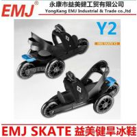 EMJ SKATE 2015 Newest model quad roller skates for sale  Y2