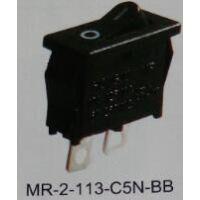 船型开关 MR-2-113-C5N-BB