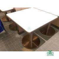 运达来供应中式餐厅家具大理石餐桌 餐厅餐桌椅深圳厂家定制
