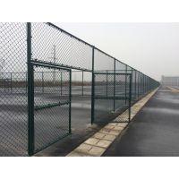 护栏网厂家直销体育场勾花护栏网 篮球场围栏网