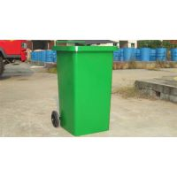随州方形240L铁垃圾桶多少钱一个