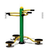 南宁健身器材厂家 三人扭腰器价格 宏励体育设施有限公司