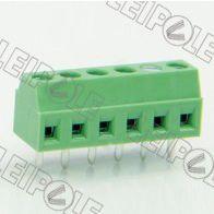 供应特供 总代理上海雷普LEIPOLE线路板端子系列-螺钉式接线端子PCB端子LP381-3.81