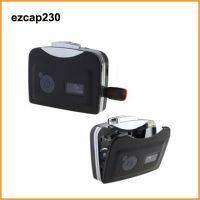 高保真USB磁带转换器 磁带转MP3卡带机随身听立体声 直插U盘