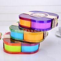 新款菓彩缤纷糖果盒 实用颜色高档  中式创意喜糖盒 婚庆用品